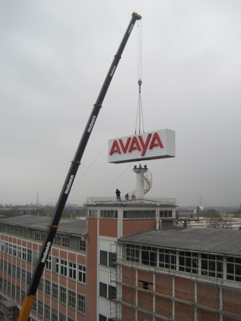 Good-bye-AVAYA