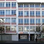 Kleyerstraße C2 Gebäude