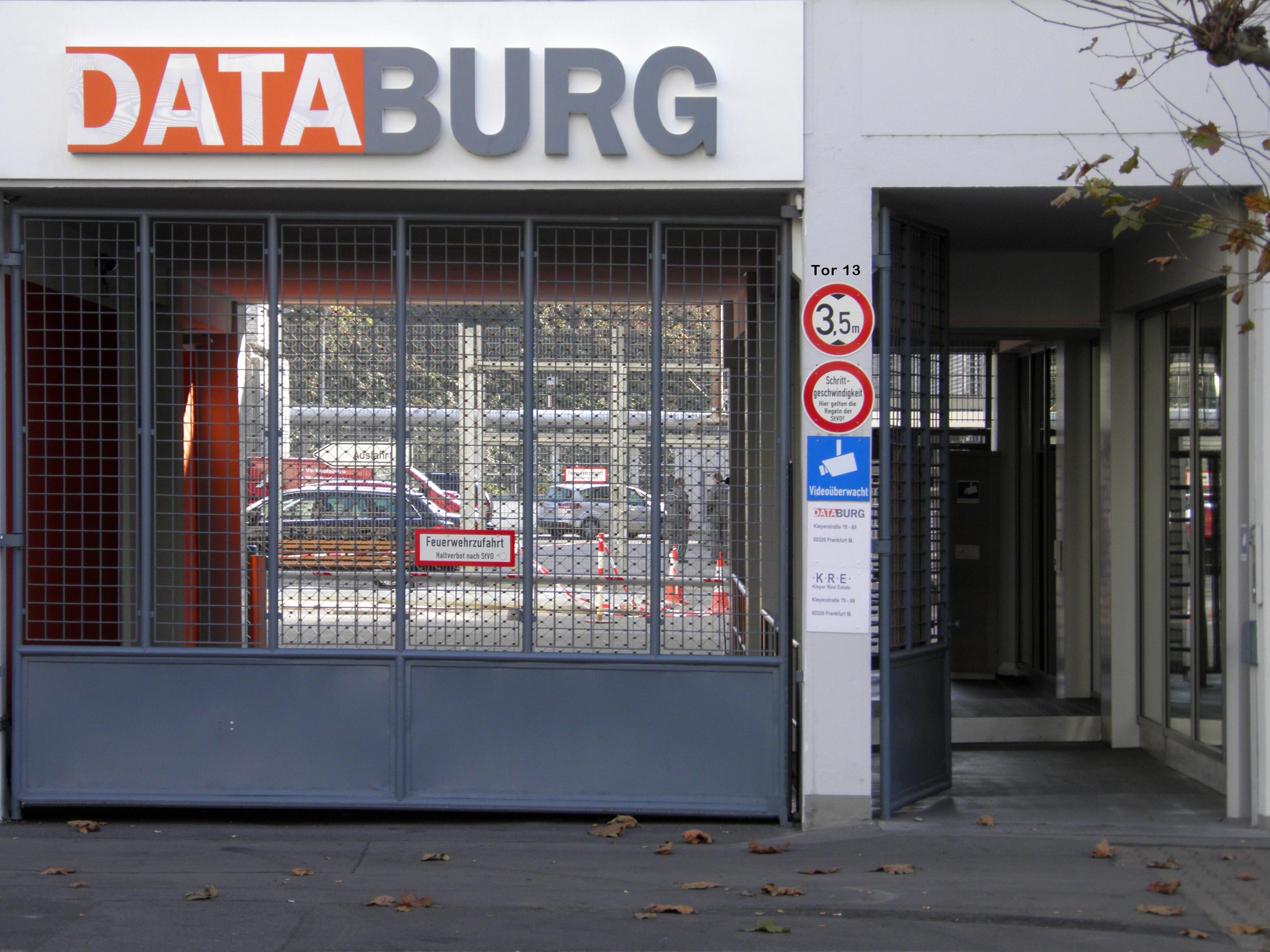 Kleyerstraße Tor 13