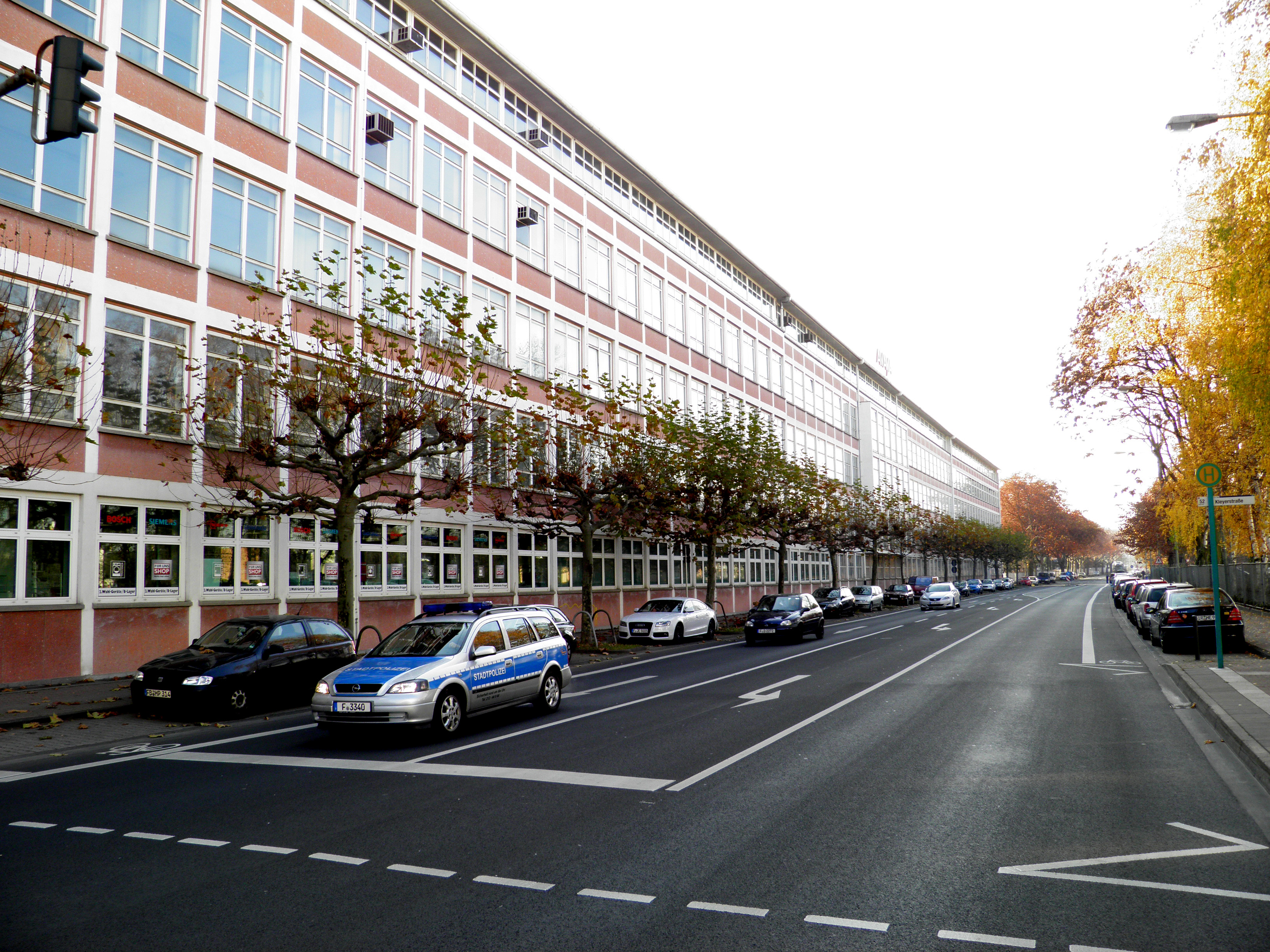 Kleyerstraße TN